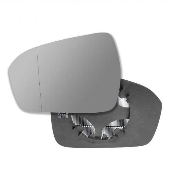 Left side blind spot wing mirror glass for Ford Mondeo