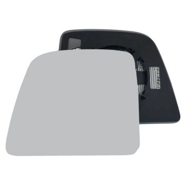 Left side wing door mirror glass for Ford Tourneo Connect