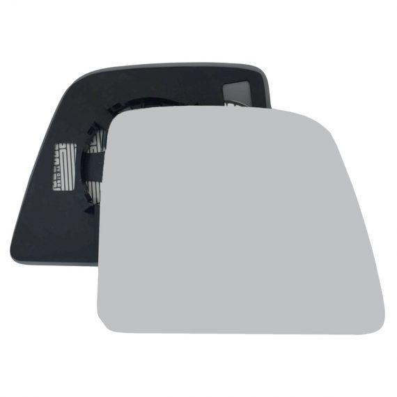 Right side wing door mirror glass for Ford Tourneo Connect
