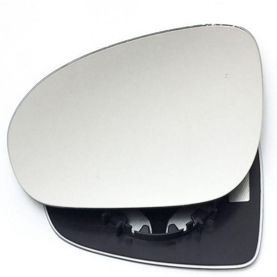 Left side wing door mirror glass for Fiat 500x
