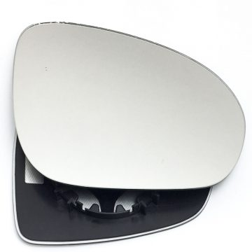 Right side wing door mirror glass for Fiat 500x