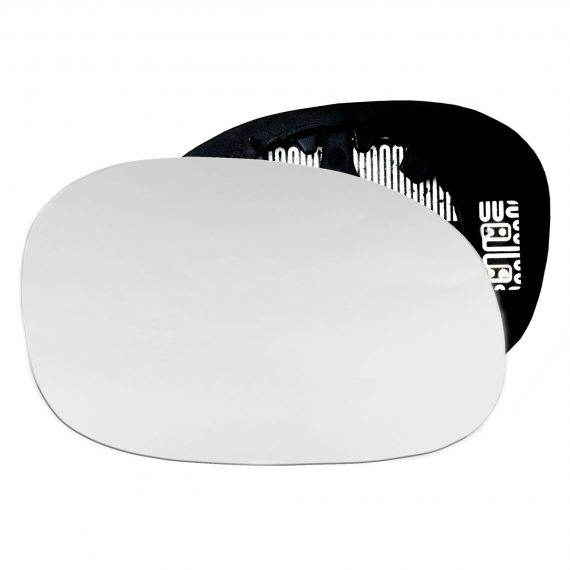 Right side wing door mirror glass for Citroen Xsara Picasso, Peugeot 1007, Peugeot 206