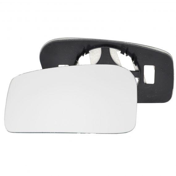 Left side wing door mirror glass for Fiat Ulysse
