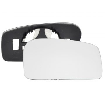 Right side wing door mirror glass for Fiat Ulysse