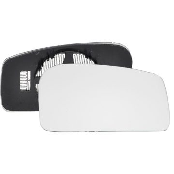 Right side wing door mirror glass for Peugeot 806
