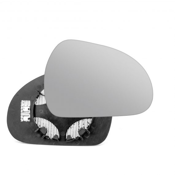 Right side wing door mirror glass for Peugeot 207, Peugeot 308