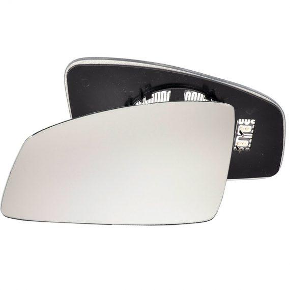Left side wing door mirror glass for Renault Espace