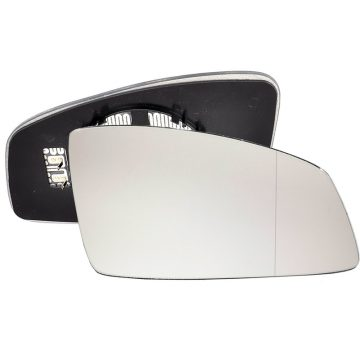 Right side wing door blind spot mirror glass for Renault Espace