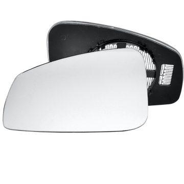 Left side wing door mirror glass for Renault Fluence, Renault Laguna, Renault Latitude, Renault Megane