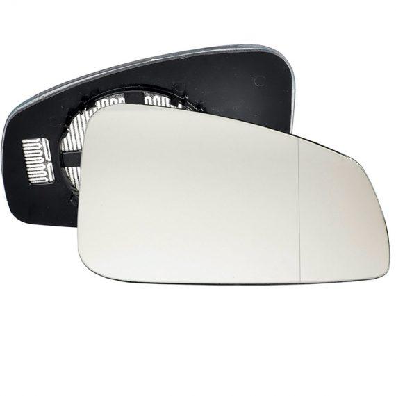 Right side wing door blind spot mirror glass for Renault Fluence, Renault Laguna, Renault Latitude, Renault Megane