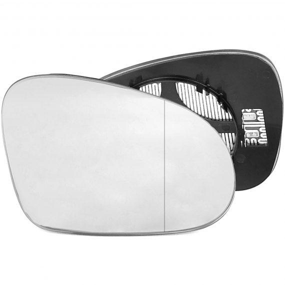 Right side wing door blind spot mirror glass for Volkswagen Golf Plus