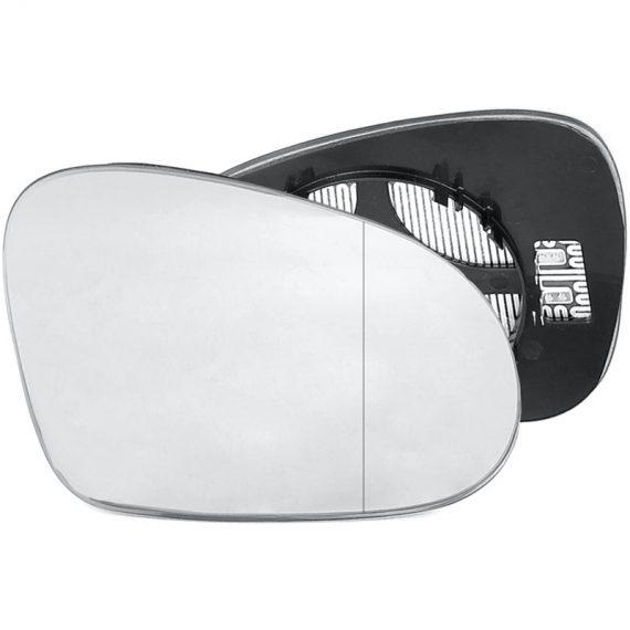 Right side wing door blind spot mirror glass for Skoda Superb, Volkswagen Eos, Volkswagen Golf, Volkswagen Jetta, Volkswagen Passat, Volkswagen Sharan