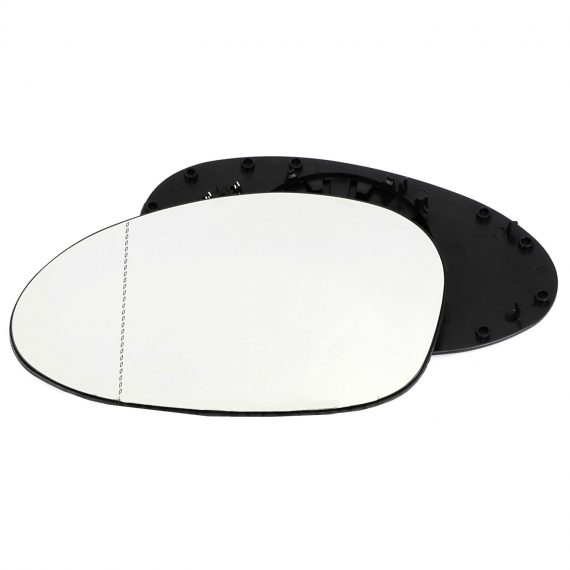 Left side blind spot wing mirror glass for BMW 1 Series, BMW 3 Series