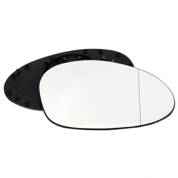 Right side wing door blind spot mirror glass for BMW M3, BMW Z4