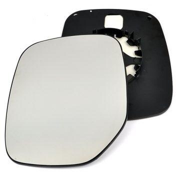 Right side wing door blind spot mirror glass for Citroen Berlingo