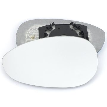 Left side wing door mirror glass for Alfa Romeo 4C, Fiat 500, Fiat Grande Punto, Fiat Linea