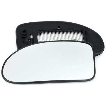 Left side wing door mirror glass for Ford Focus