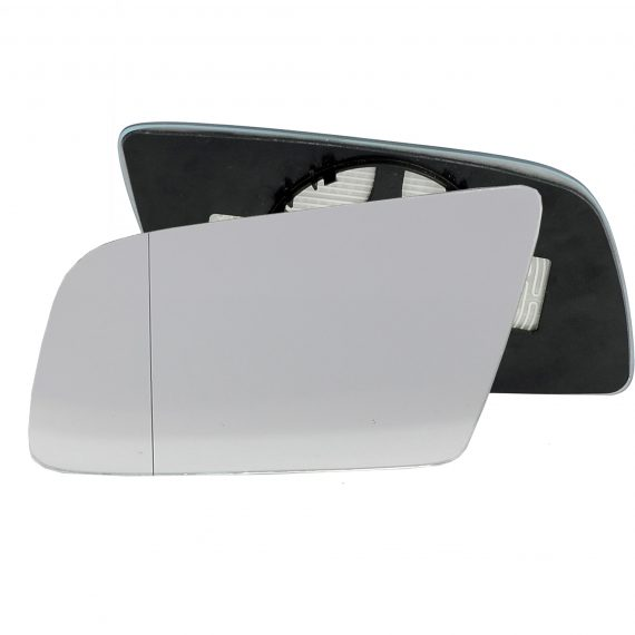 Left side blind spot wing mirror glass for BMW 6 Series