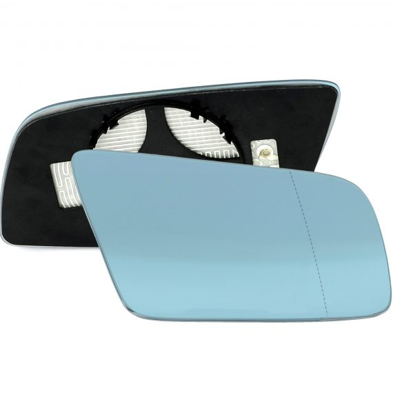 Right side wing door blind spot mirror glass for BMW 5 Series, BMW 6 Series