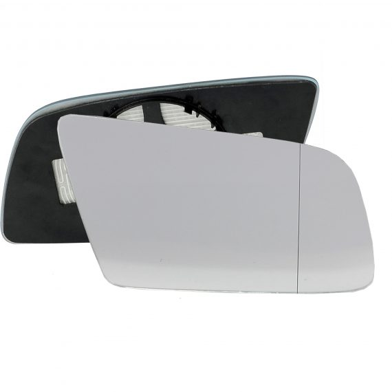 BMW 6 Series 2003-2010 Right wing mirror glass - Heated (Blind Spot)