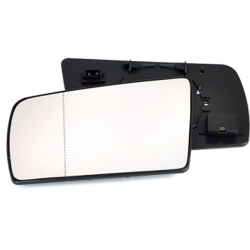 Left side blind spot wing mirror glass for Mercedes-Benz C-Class, Mercedes-Benz E-Class, Mercedes-Benz S-Class, Mercedes-Benz SL
