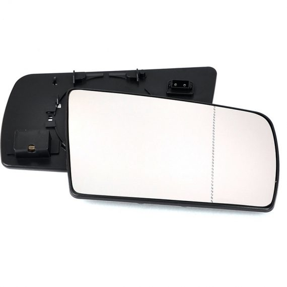 Right side wing door blind spot mirror glass for Mercedes-Benz C-Class, Mercedes-Benz E-Class, Mercedes-Benz S-Class, Mercedes-Benz SL