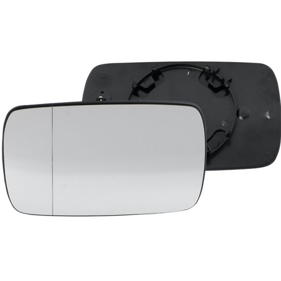Left side blind spot wing mirror glass for BMW 3 Series