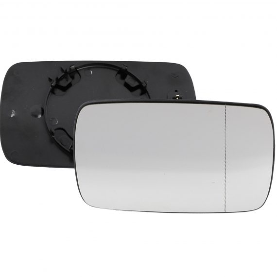 BMW 3 Series 1982-2000 Right wing mirror glass - Heated (Blind Spot)