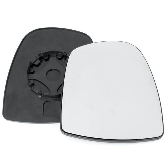 Right side wing door mirror glass for Nissan Primastar, Renault Trafic, Vauxhall Vivaro