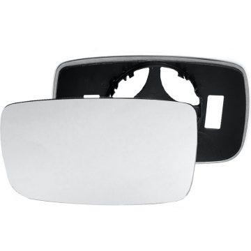 Left side wing door mirror glass for Volvo 740, Volvo 760, Volvo 940, Volvo 960, Volvo S90