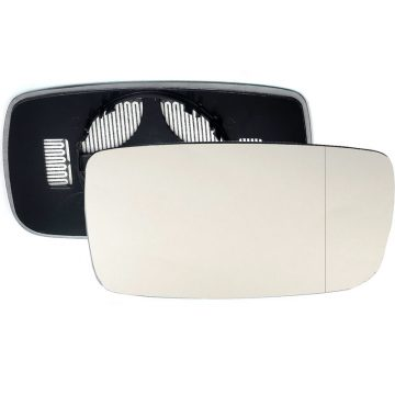 Right side wing door blind spot mirror glass for Volvo V90