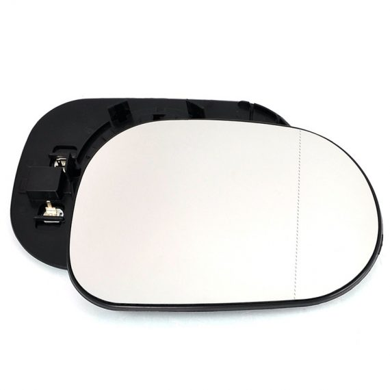 Right side wing door blind spot mirror glass for Mercedes-Benz M-Class