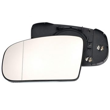Left side blind spot wing mirror glass for Mercedes-Benz S-Class