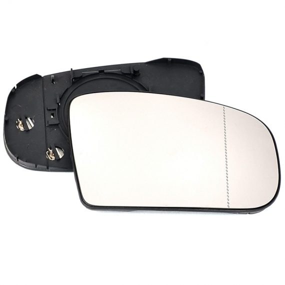 Right side wing door blind spot mirror glass for Mercedes-Benz S-Class