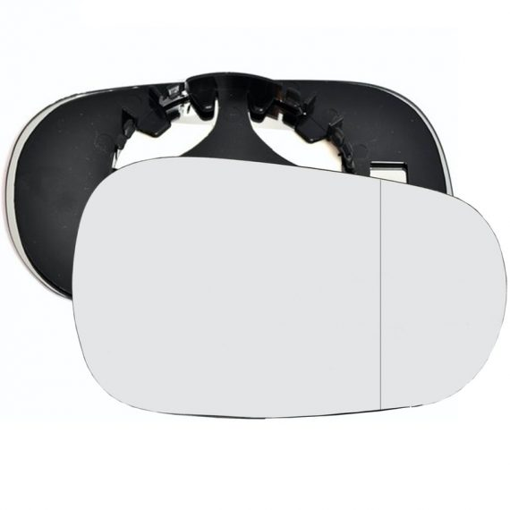 Right side wing door blind spot mirror glass for Renault Scenic