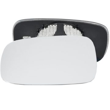 Left side wing door mirror glass for Renault Clio, Renault Grand Scenic, Renault Laguna, Renault Scenic