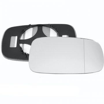 Right side wing door blind spot mirror glass for Renault Vel Satis