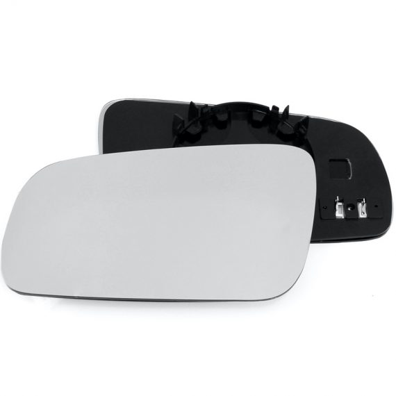 Left side wing door mirror glass for Audi A3, Audi A4, Audi A6, Audi A8, Seat Alhambra, Volkswagen Bora