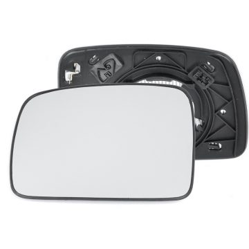 Left side wing door mirror glass for Land Rover Discovery, Land Rover Freelander, Land Rover Range Rover