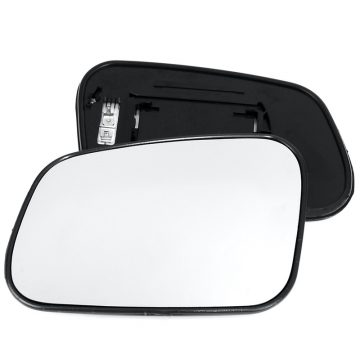 Left side wing door mirror glass for Land Rover Discovery