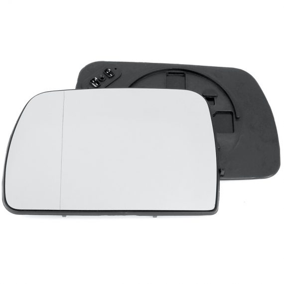 Left side blind spot wing mirror glass for BMW X5, Land Rover Range Rover