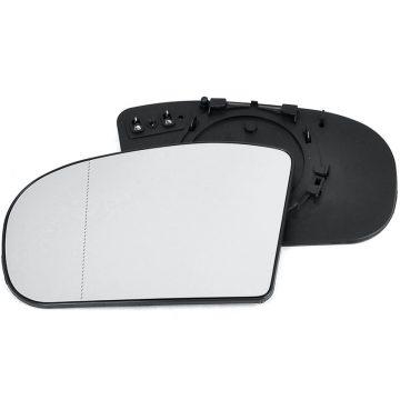 Left side blind spot wing mirror glass for Mercedes-Benz C-Class, Mercedes-Benz E-Class