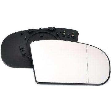 Right side wing door blind spot mirror glass for Mercedes-Benz C-Class, Mercedes-Benz E-Class