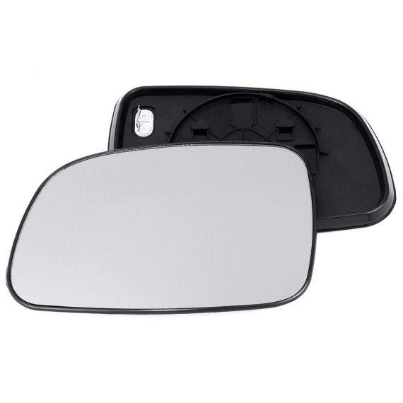 Left side wing door mirror glass for Jeep Grand Cherokee