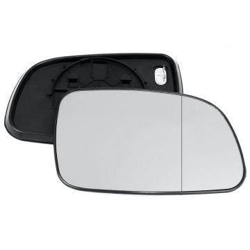 Right side wing door blind spot mirror glass for Jeep Grand Cherokee