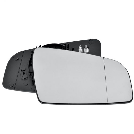 Right side wing door blind spot mirror glass for Vauxhall Zafira
