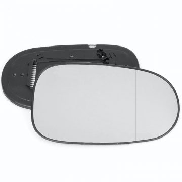 Right side wing door blind spot mirror glass for Nissan Almera