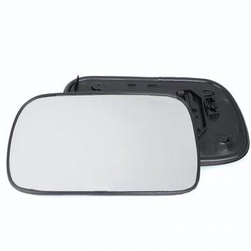 Left side wing door mirror glass for Nissan Primera