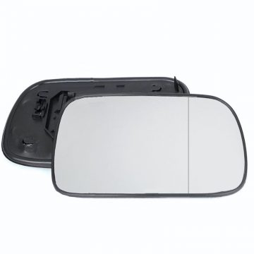 Right side wing door blind spot mirror glass for Nissan Primera