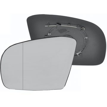 Left side blind spot wing mirror glass for Mercedes-Benz GL-Class, Mercedes-Benz M-Class, Mercedes-Benz R-Class